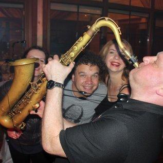 Saksofonistas Arūnas