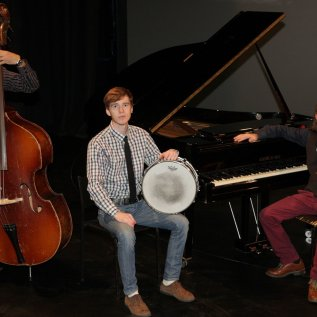 Gintaras Botyrius jazz piano trio